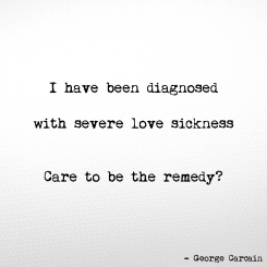 Sick to the Heart