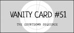 VanityCard51CountdownSequence