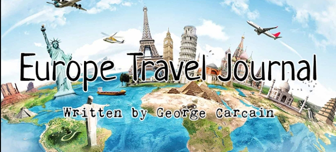 Europe Travel Journal